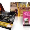 Customer printed Post Cards and Flyers